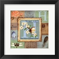 Framed Sweet Inspirations III