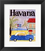 Framed Havana (A)