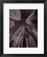 Framed Skyrise View IV