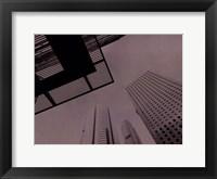 Framed Skyrise View VI
