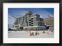 Framed Tropicana Casino and Resort Atlantic City New Jersey USA