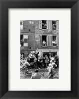 Framed Tour de France 1958