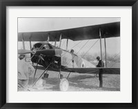 Allied Aircraft Closeup Framed Print
