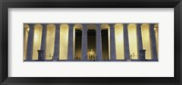 Framed Lincoln Memorial Washington, D.C. USA Pillars