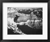 Grand Canyon National Park - Arizona, 1933 Framed Print