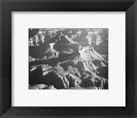 Framed Grand Canyon National Park - Arizona, 1933 - photograph