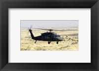Blackhawk Framed Print