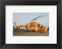 Iranian Revolutionary Guard Air Force Shahed 285 Sharifi Framed Print