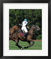 Framed Polo nearside back