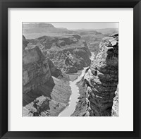 Framed Colorado River Grand Canyon National Park Arizona USA
