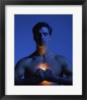 Framed Heart Chakra