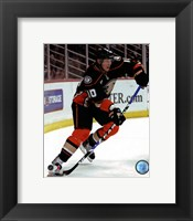 Framed Corey Perry 2011-12 Action