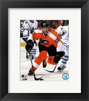 Framed Jaromir Jagr 2011-12 Action