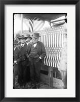 Framed Edison, Thomas A