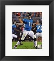 Framed Blaine Gabbert 2011 Action