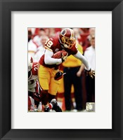 Framed Santana Moss 2011 Action