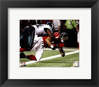 Framed Tony Gonzalez 2011 Action
