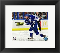 Framed Steven Stamkos 2011-12 Action