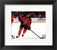 Framed Stephen Weiss 2011-12 Action