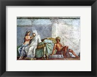 Framed Aphrodite, Braut and Dionysos