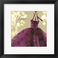 Vogue - mini Framed Print