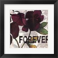Forever Framed Print