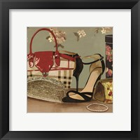 My new Purse - mini Framed Print