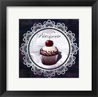 Patisserie - mini Framed Print
