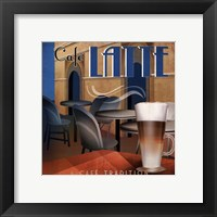 Cafe Latte - mini Framed Print
