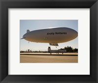 Framed Airship Ventures' Zeppelin