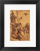 Framed Nativity of Jesus