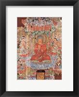 Framed Amitabha Buddha