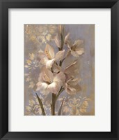 Gadiola on Soft Blue Framed Print
