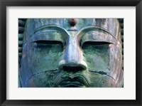 Framed Great Buddha, Kamakura, Tokyo, Japan