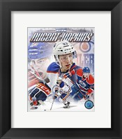 Framed Ryan Nugent-Hopkins 2011 Portrait Plus