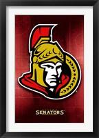 Framed Senators® - Logo 11