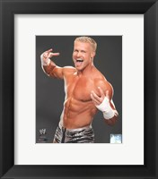 Framed Dolph Ziggler 2011 Posed