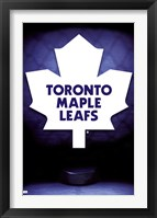 Framed Maple Leafs® - Logo 09