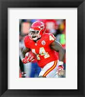 Framed Le'Ron McClain 2011 Action