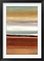 Framed Horizon Lines II