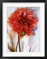 Framed Dalia