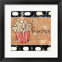 Framed Popcorn and Treats - mini