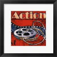 Framed Action - mini