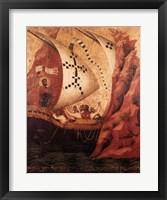 Framed Scene from The Life of St Mark