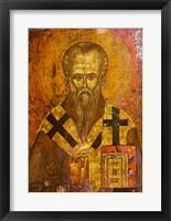 Framed Saint Clement of Ohrid