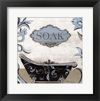Framed Soak