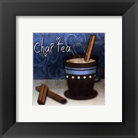 Framed Chai Tea