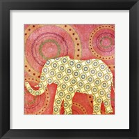 Framed Elephant