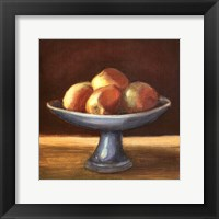 Framed Rustic Fruit Bowl II