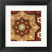 Patchwork IX Framed Print